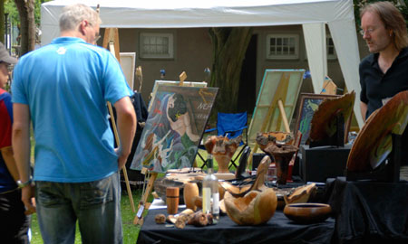 Sommerfest des Kunstvereins Osterholz