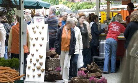 Bauernmarkt 2008