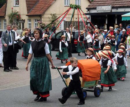 Schützenfest 2009 - Umzug