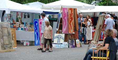 Open-Air-Galerie 2009