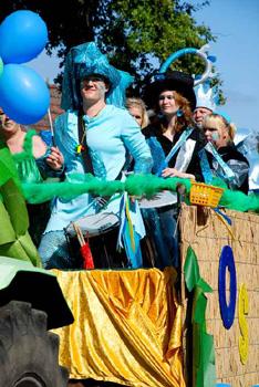 Worpsweder Ernteumzug 2009