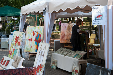 Open-air-Galerie 2010