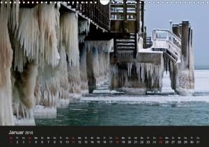Graal-Müritz / Ostsee im Winter