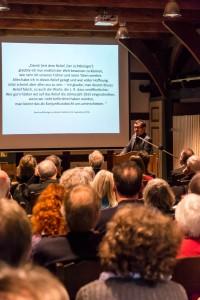 Dr. Frank Laukötter referierte über Hoetger und Roselius