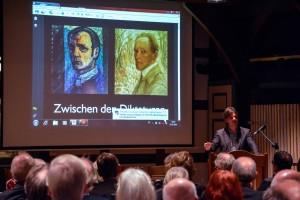 """Björn Herrmann über Vogeler und Mackensen """"Zwischen den Diktaturen"""""""