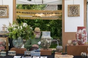 Job Heykamp, Keramiker aus den Niederlanden