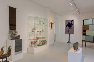 Blick in die Galerieräume