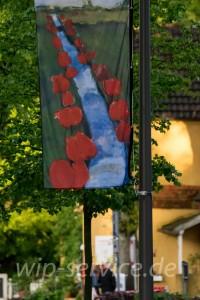 Ilka Mahrt und ihr Tulpenweg