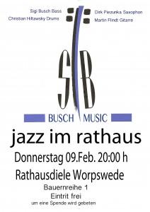 jazz im rathaus